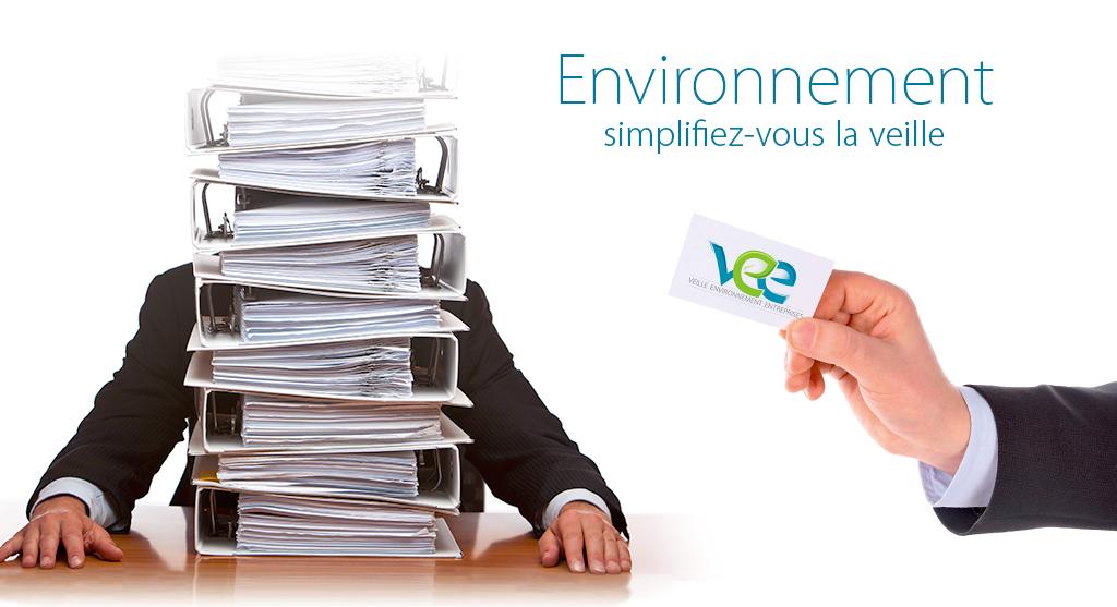 Environnement, simplifiez-vous la veille